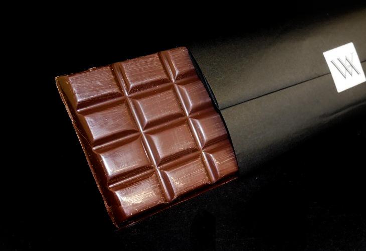 Tablette chocolat praliné noisette